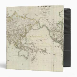"Atlas universal de París Carpeta 1 1/2"""
