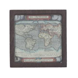 Atlas viejo cajas de recuerdo de calidad