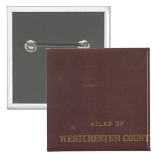 Atlas Westchester Co, NY Pinback Button