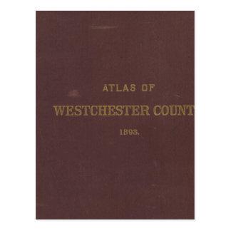 Atlas Westchester Co, NY Postcard