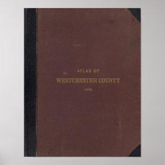 Atlas Westchester Co, NY Póster