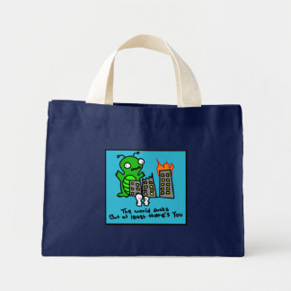 Atleast There's You Tote Bag