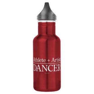 Atleta + Artista = bailarín