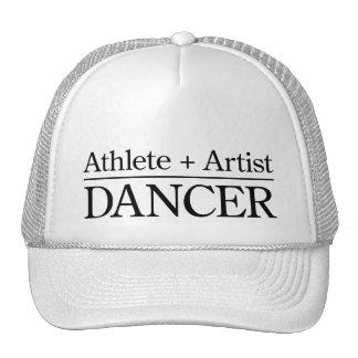 Atleta + Artista = bailarín Gorros
