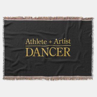 Atleta + Artista = bailarín Manta