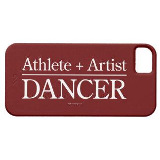 Atleta + Caso del iPhone 5 del artista = del