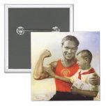 Atleta soviético pins