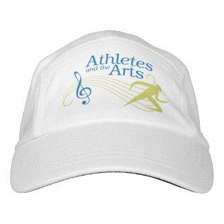 Atletas y el gorra de los artes gorra de alto rendimiento