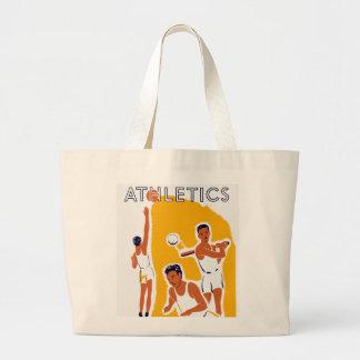 Atletismo Bolsa Tela Grande