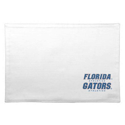 Atletismo de la Florida - azul y naranja Manteles