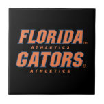 Atletismo de la Florida - naranja y azul Teja Ceramica