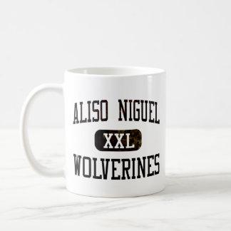 Atletismo de los carcayúes de Aliso Niguel Taza De Café
