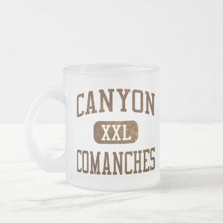 Atletismo de los Comanches del barranco Tazas De Café