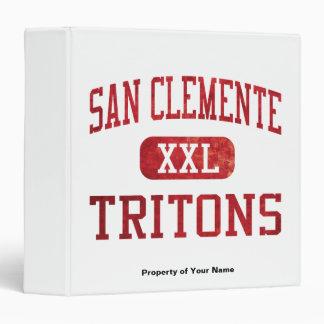 """Atletismo de los tritones de San Clemente Carpeta 1 1/2"""""""