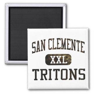 Atletismo de los tritones de San Clemente Imán Cuadrado