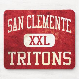 Atletismo de los tritones de San Clemente Tapetes De Ratón