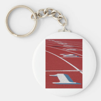 Atletismo Llavero Redondo Tipo Pin