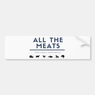 ATM - Bumper Sticker