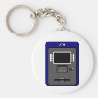 ATM Machine Keychain