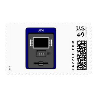 ATM Machine Postage