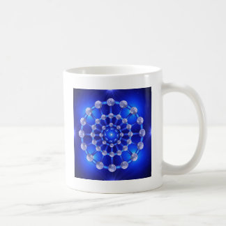 Atmósfera de la mandala taza de café