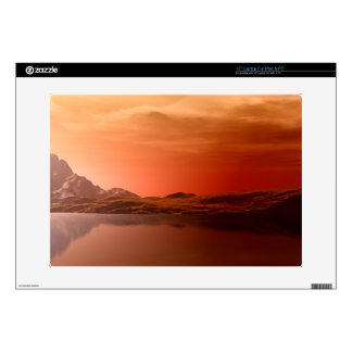 Atmosphere Horizon Decal For Laptop