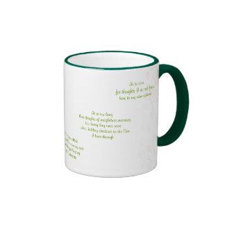 Atmosphere Ringer Coffee Mug