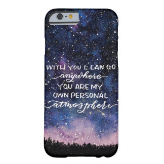 Atmosphere Phone Case, iPhone 6/6s Barely There iPhone 6 Case