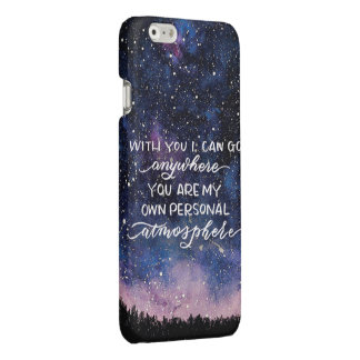 Atmosphere Phone Case, iPhone 6/6s Glossy iPhone 6 Case