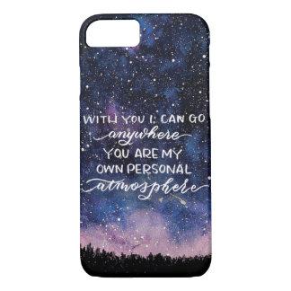 Atmosphere Phone Case, iPhone 7 iPhone 8/7 Case