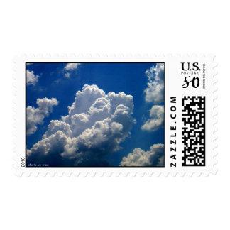 Atmosphere Postage Stamp