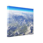 Atmosphere Stretched Canvas Print