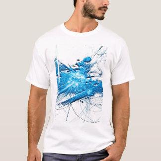 ATMOSPHERIC BLUE - TSHIRT ART