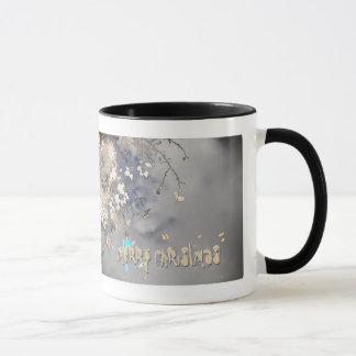 atmospheric christmas mug