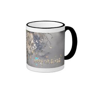 atmospheric christmas ringer coffee mug