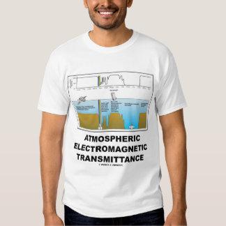 Atmospheric Electromagnetic Transmittance Tee Shirt