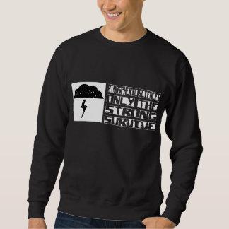 Atmospheric Sciences Survive Pullover Sweatshirt
