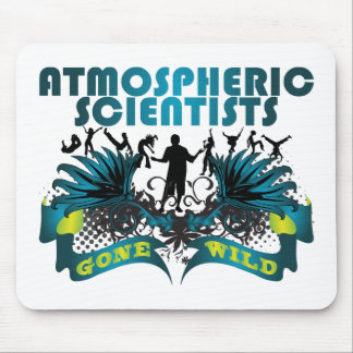 Atmospheric Scientists Gone Wild Mouse Pad
