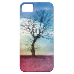 ATMOSPHERIC TREE iPhone SE/5/5s CASE