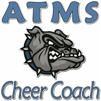 ATMS Cheer COACH Statuette