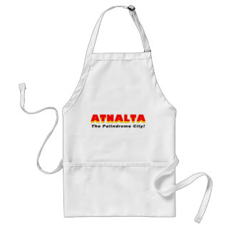Atnalta: The Palindrome City Apron