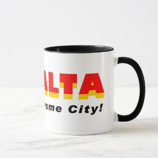 Atnalta: The Palindrome City Mug