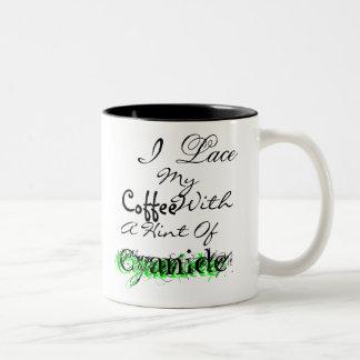 Ato mi café… taza dos tonos