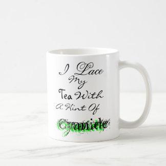 Ato mi té… taza básica blanca