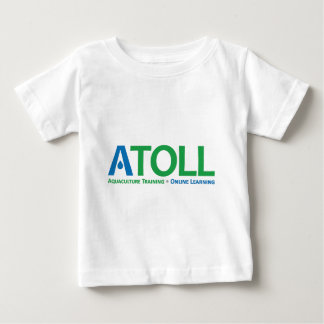 ATOLL Online Aquaculture Training Baby T-Shirt