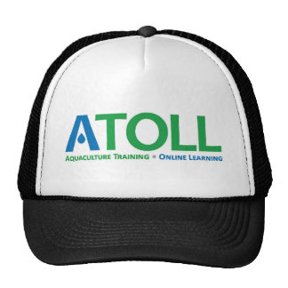 ATOLL Online Aquaculture Training Trucker Hat