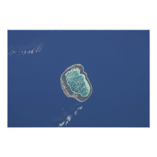Atolón de Mataiva, archipiélago de Tuamotu Impresiones Fotograficas