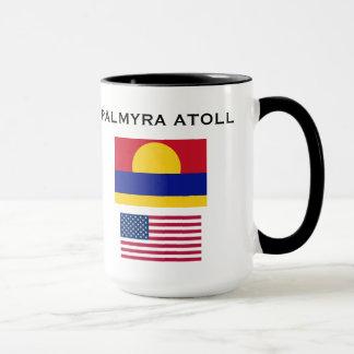 Atolón de Palmyra Mug* Taza