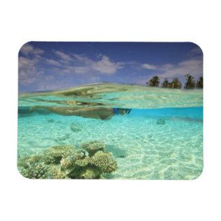 Atolón del sur de Huvadhoo, Maldivas meridionales, Imanes Flexibles