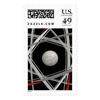 Atom (004a) - Postage